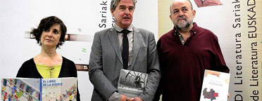 El Libro de la suerte, Premio Euskadi de Ilustración 2015