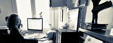 Presentación de «En la oficina del editor»
